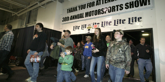 PIONEER POLE BUILDINGS MOTORSPORTS RACE CAR & TRADE SHOW OPENED FRIDAY TO A VERY GOOD CROWD; EXHIBITORS SWELL GREATER PHILA. EXPO CENTER; MAX MCLAUGHLIN WINS CELEB INDOOR KART RACE; RICHARD PETTY AND JEFFREY EARNHARDT SET FOR SATURDAY SHOW APPEARANCES