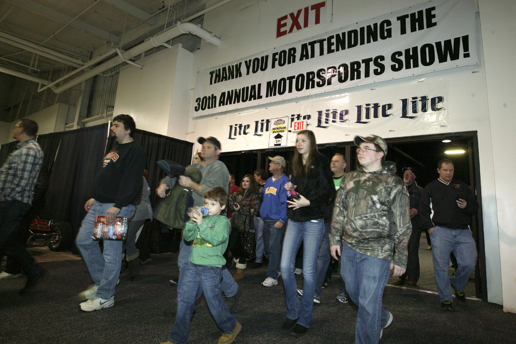 Trenton Indoor Race | The Official Site of Area Auto Racing News ...