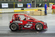 LOCAL FAVORITES EARL PAULES AND ZANE ZEINER LOOK FORWARD TO RACING THREE QUARTER MIDGETS INDOORS IN FRONT OF HOMETOWN ALLENTOWN FANS, JAN. 2, 2016