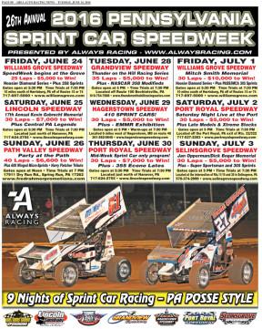 PA Speedweek