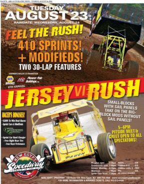 Jersey Rush