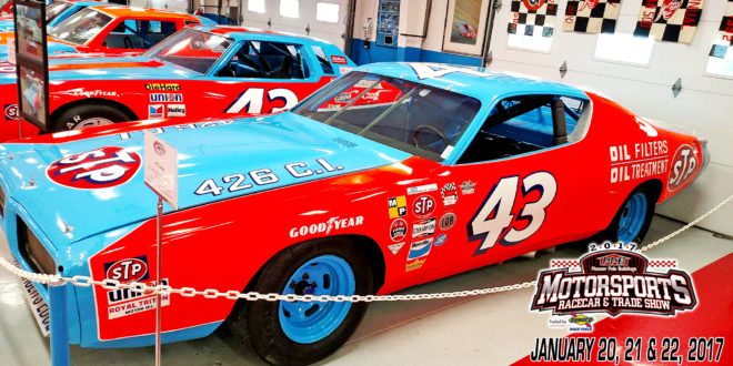 Richard Petty S No Plymouth Belvedere No Stp