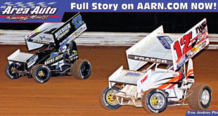 Troy Fraker Begins Last Full-Time Season In 410 Sprint Car Competition