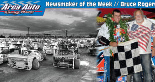 Newsmaker of the Week // Bruce Rogers