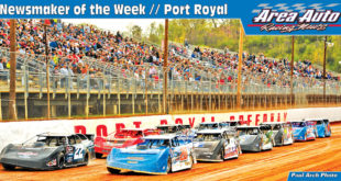Newsmaker of the Week // Port Royal Speedway