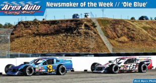 Newsmaker of the Week // 'Ole Blue'
