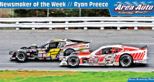 Newsmaker of the Week // Ryan Preece