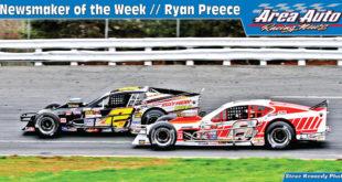 Newsmaker of the Week // Ryan Preece