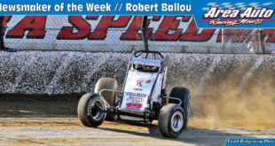 Newsmaker of the Week // Robert Ballou