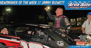 Newsmaker of the Week // Jimmy Blewett