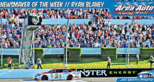 Newsmaker of the Week // Ryan Blaney