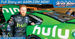 Jeffrey Earnhardt Believes Hulu Support Will Help Turn The Tide On His Cup Career