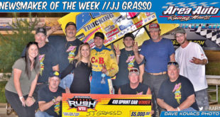 Newsmaker of the Week // JJ Grasso