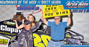 Newsmaker of the Week // Brett Hearn