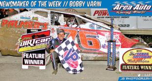 Newsmaker of the Week // Bobby Varin