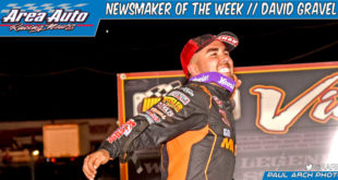 Newsmaker of the Week // David Gravel