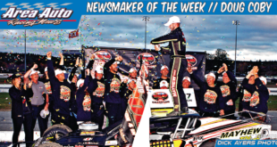 Newsmaker of the Week // Doug Coby
