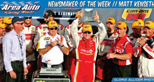Newsmaker of the Week // Matt Kenseth