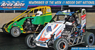 Newsmaker of the Week // East Coast Indoor Dirt Nationals