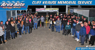 MEMORIAL SERVICE DETAILS FROM THE KRAUSE FAMILY