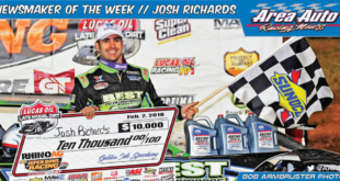 Newsmaker of the Week // Josh Richards