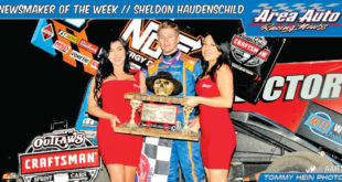 Newsmaker of the Week // Sheldon Haudenschild