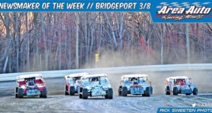 Newsmaker of the Week // Bridgeport Speedway's 3/8 Mile