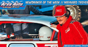 Newsmaker of the Week // Maynard Troyer