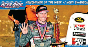 Newsmaker of the Week // Kody Swanson