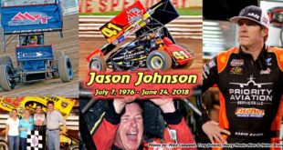 Tragedy In Turn Three: The Passing Of Another Of Racing's Greats Jason Johnson
