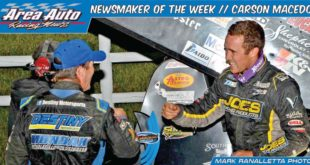 Newsmaker of the Week // Carson Macedo