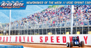 Newsmaker of the Week // USAC Sprint Cars