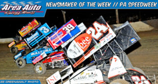 Newsmaker of the Week // PA Speedweek
