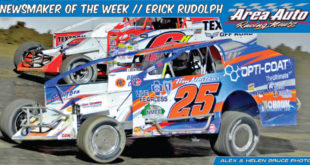 Newmaker of the Week // Erick Rudolph