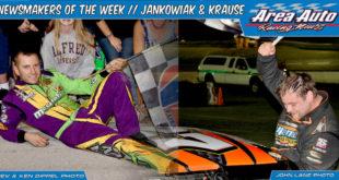 Newsmakers of the Week // Jankowiak & Krause