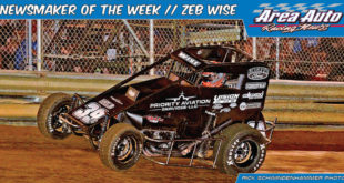 Newsmaker of the Week // Zeb Wise