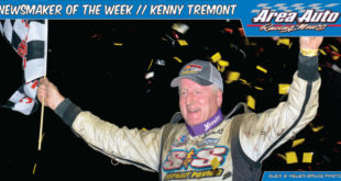 Newsmaker of the Week // Kenny Tremont, Jr.