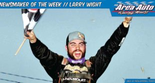 Newsmaker of the Week // Larry Wight