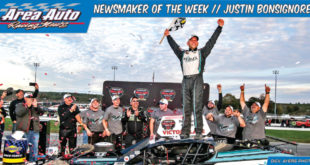 Newsmaker of the Week // Justin Bonsignore