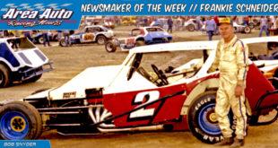 Newsmaker of the Week // Frankie Schneider