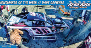 Newsmaker of the Week // Dave Sapienza