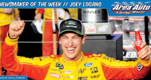 Newsmaker of the Week // Joey Logano