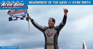 Newsmaker of the Week // Ryan Smith