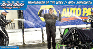 Newsmaker of the Week // Andy Jankowiak