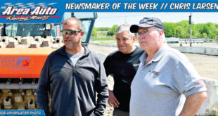 Newsmaker of the Week // Chris Larsen