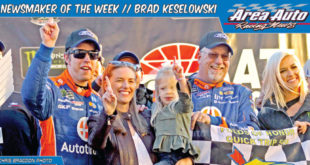 Newsmaker of the Week // Brad Keselowski