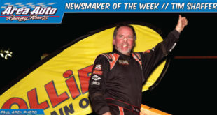 Newsmaker of the Week // Tim Shaffer