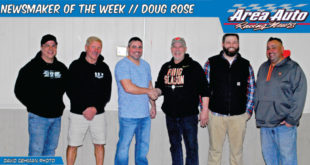 Newsmaker of the Week // Doug Rose
