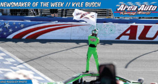 Newsmaker of the Week // Kyle Busch