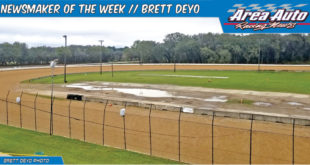Newsmaker of the Week // Brett Deyo